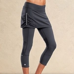 Athleta skirt and capris